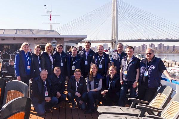 ИППТ СПбПУ и ИЦ CompMechLab – на первом региональном «Форсайт-флоте-2017 Санкт-Петербург»