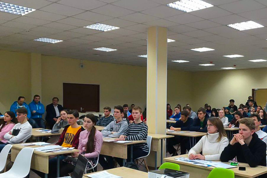 23 марта 2018 года состоялся День открытых дверей ИППТ СПбПУ