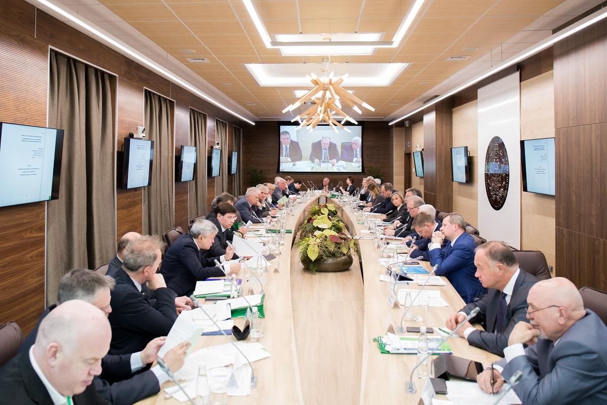 В СПбПУ состоялось заседание Координационного совета по области образования «Инженерное дело, технологии и технологические наука»