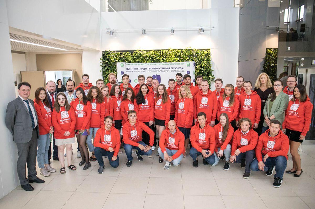 Институт передовых производственных технологий СПбПУ открыл двери для пятого потока студентов