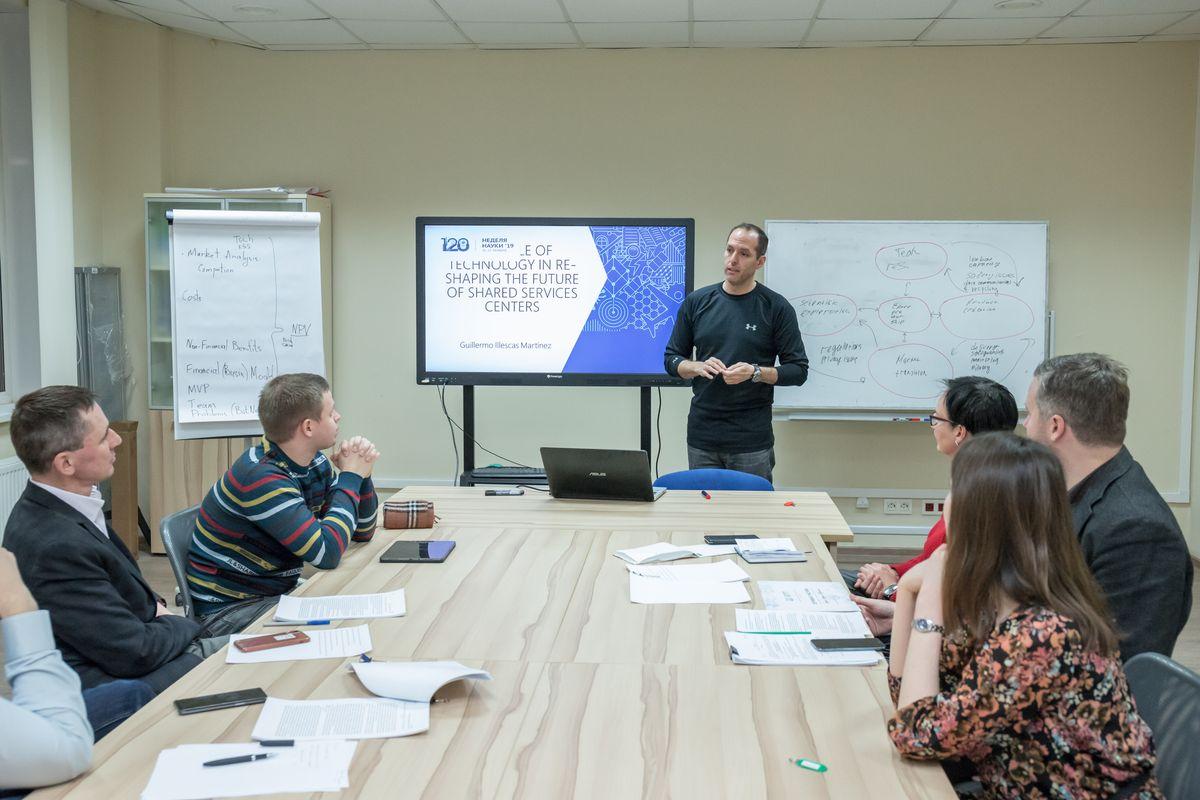 В рамках Недели науки-2019 ИППТ провел тематические секции для студентов, аспирантов и молодых исследователей