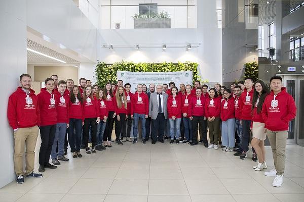 Институт передовых производственных технологий СПбПУ открыл двери третьему потоку магистрантов