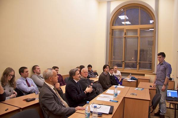 Проекты студентов ИППТ представлены на научно-практической конференции «Неделя науки СПбПУ»