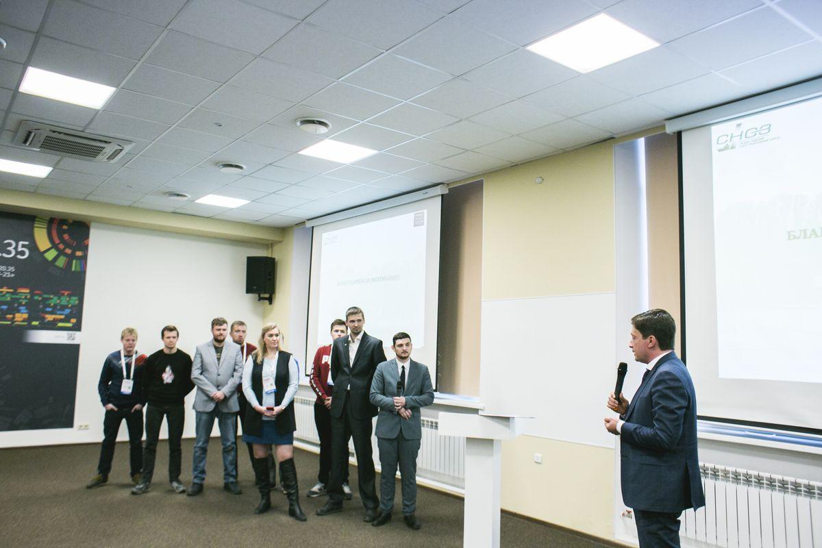 Сотрудники Центра НТИ СПбПУ выступили соорганизаторами образовательного интенсива «Глобальная компания: модели трансформации»