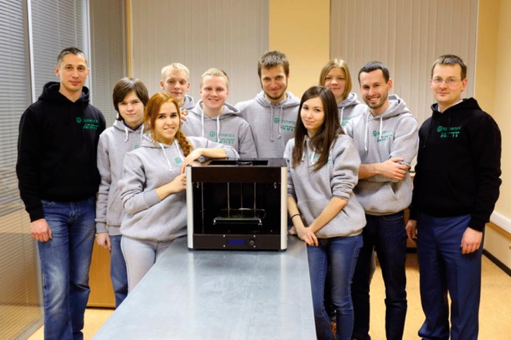 Встреча ректора СПбПУ А.И. Рудского с магистрантами первого набора ИППТ