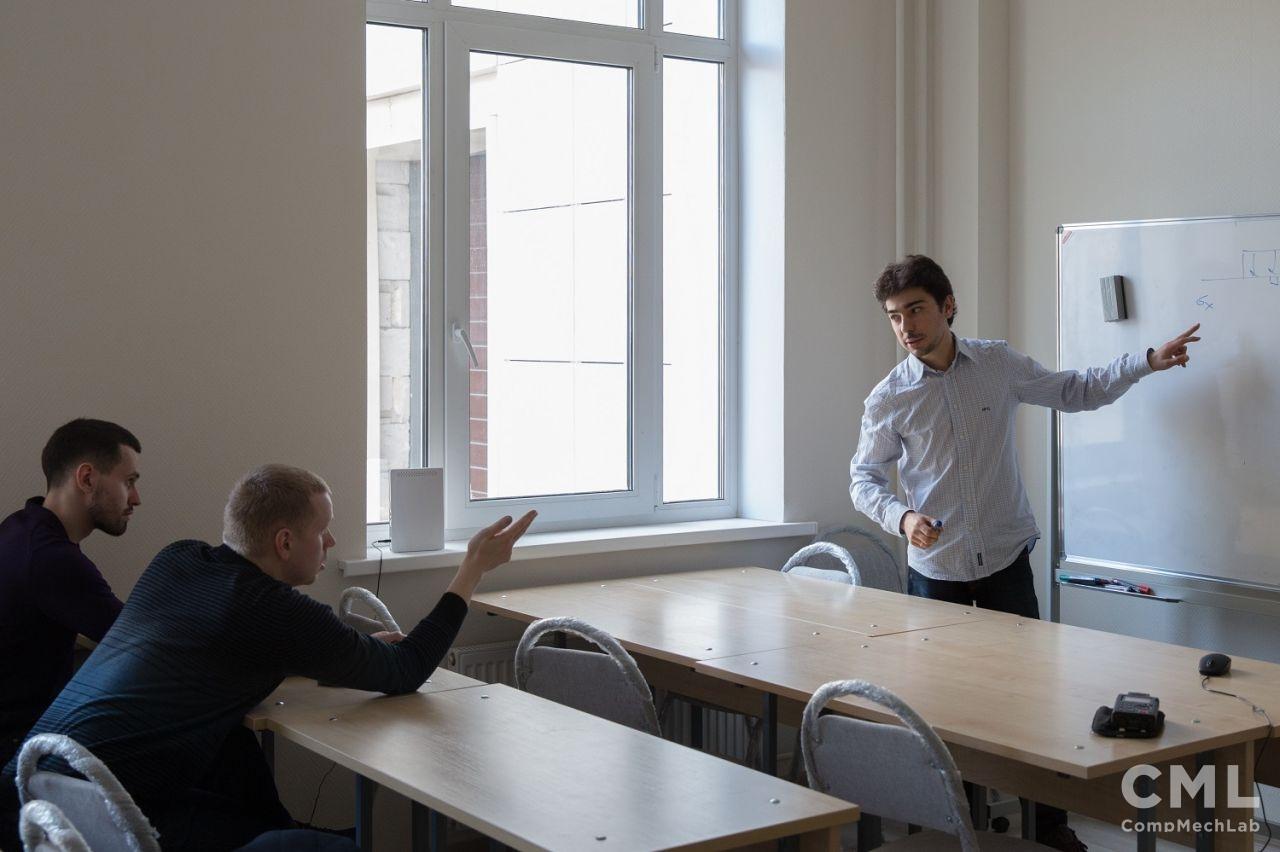 В.А. Ястребов прочитал студентам ИППТ курс лекций