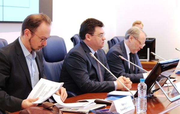 Сотрудники ИППТ представили аналитический доклад на заседании рабочей группы «Формирование новых наукоемких индустрий»