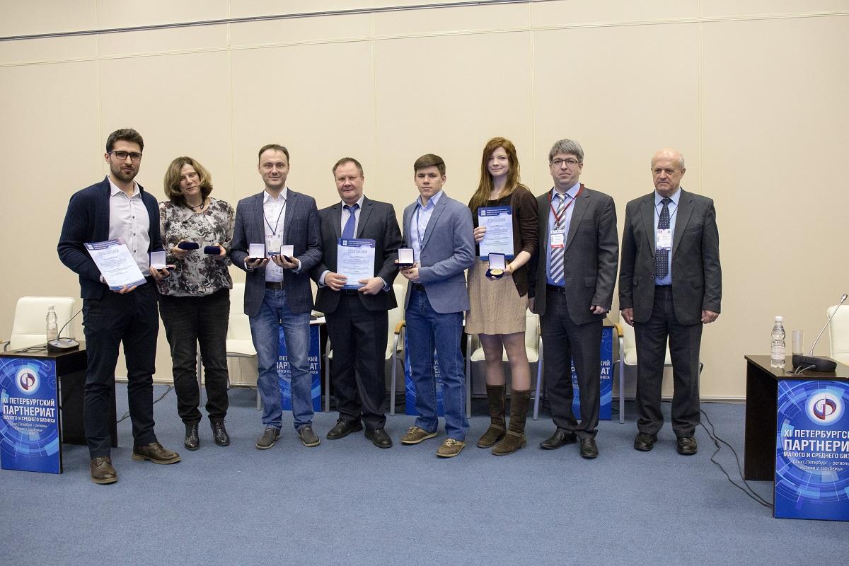 Разработки Инжинирингового центра, ИППТ и ГК CompMechLab завоевали 8 золотых и 1 серебряную медали на ПТЯ -2017