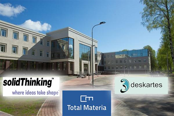 Возможности программных систем solidThinking, Total Materia и DeskArtes