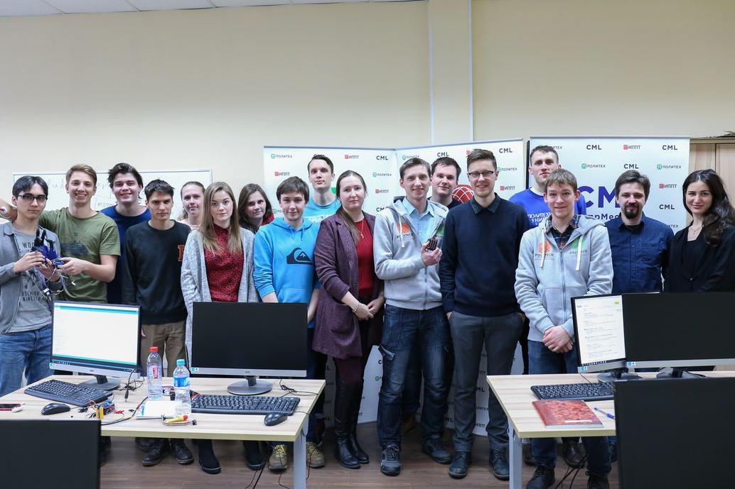 Сотрудники Университетского колледжа Лондона (University College London, UCL) провели специализированный курс для студентов ИППТ СПбПУ