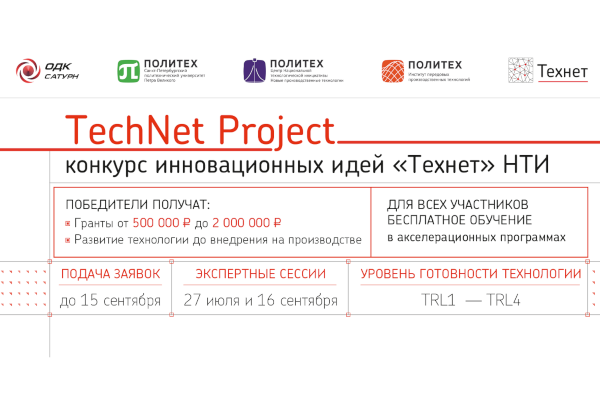 TechNet Project: три шага до воплощения инновационных идей!