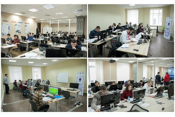В ИППТ СПбПУ прошел финал студенческой олимпиады «Я – профессионал» по направлению «Цифровое проектирование и моделирование»