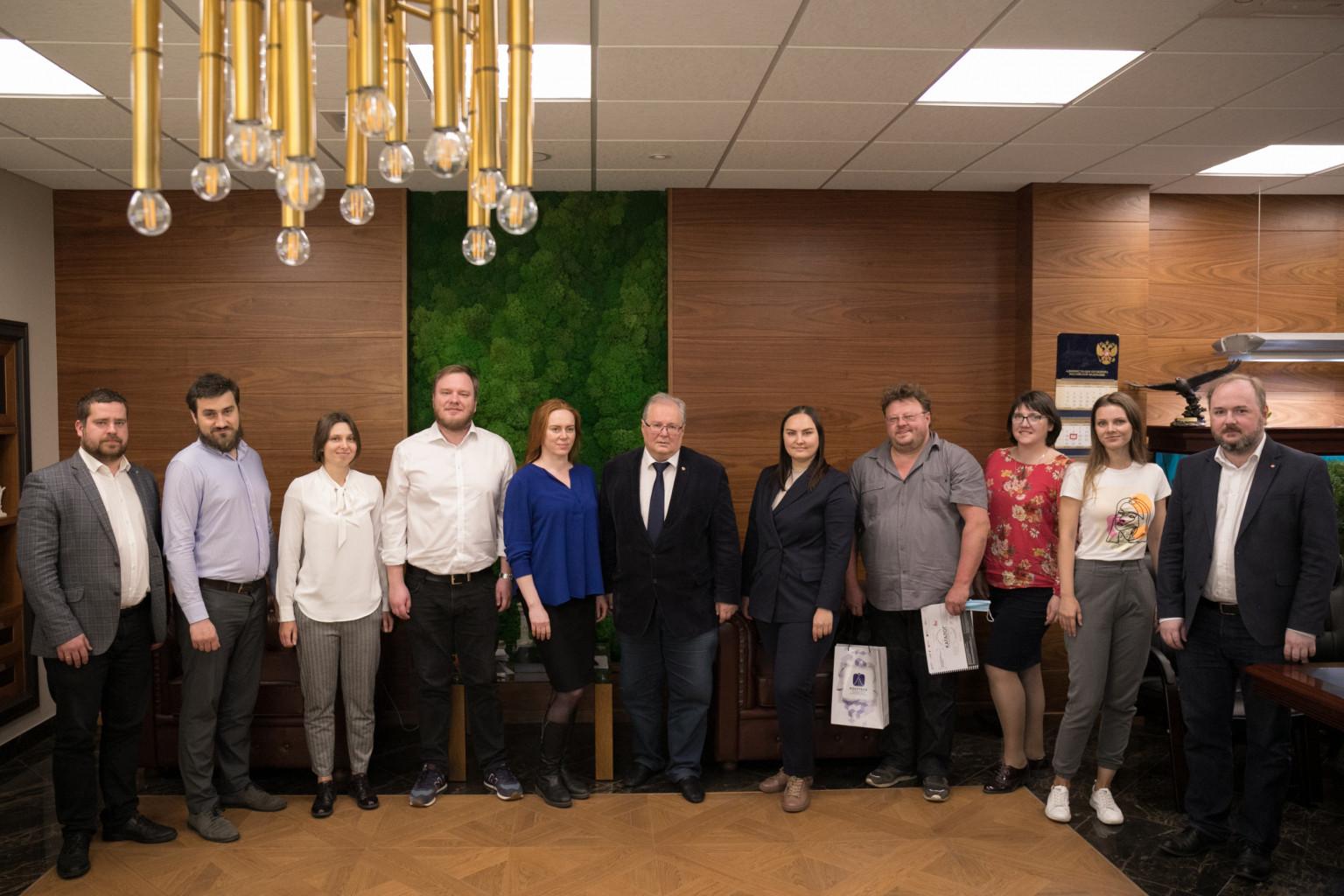 СПбПУ и Топливная компания «ТВЭЛ» договорились о запуске совместной магистерской программы