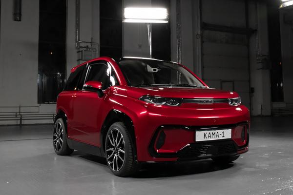 Фильм «КАМА»: всё, что вы хотели знать о первом российском электромобиле, разработанном на основе технологии цифровых двойников