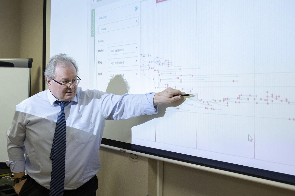 Алексей Боровков – проректор по цифровой трансформации СПбПУ