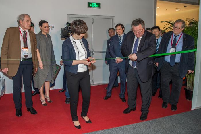 Сотрудники ИППТ приняли участие в церемонии открытия представительства СПбПУ в Китае и IV Китайской (Шанхайской) международной выставке технологий