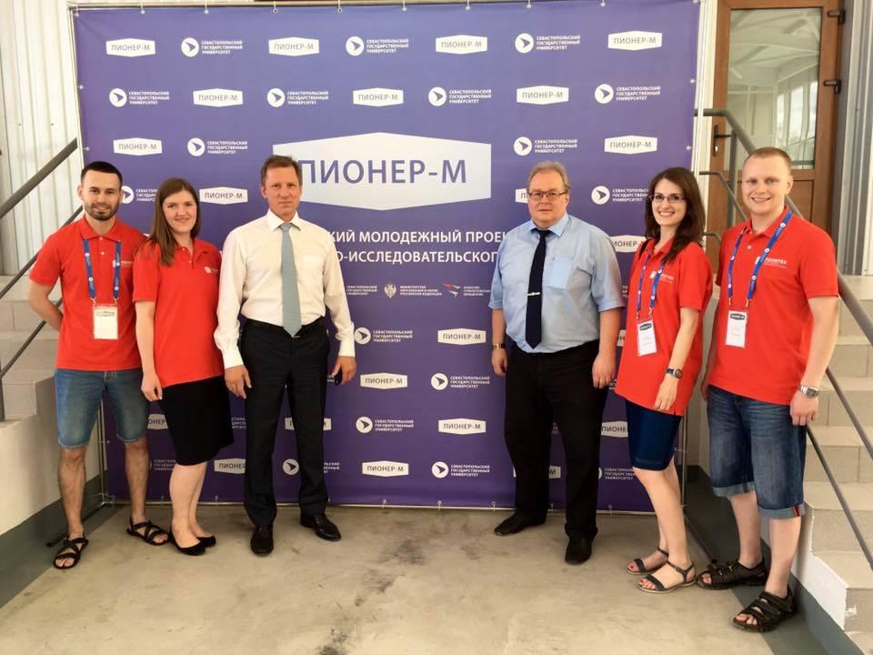 Команда ИППТ СПбПУ - участник проекта по созданию нового морского научно-исследовательского судна