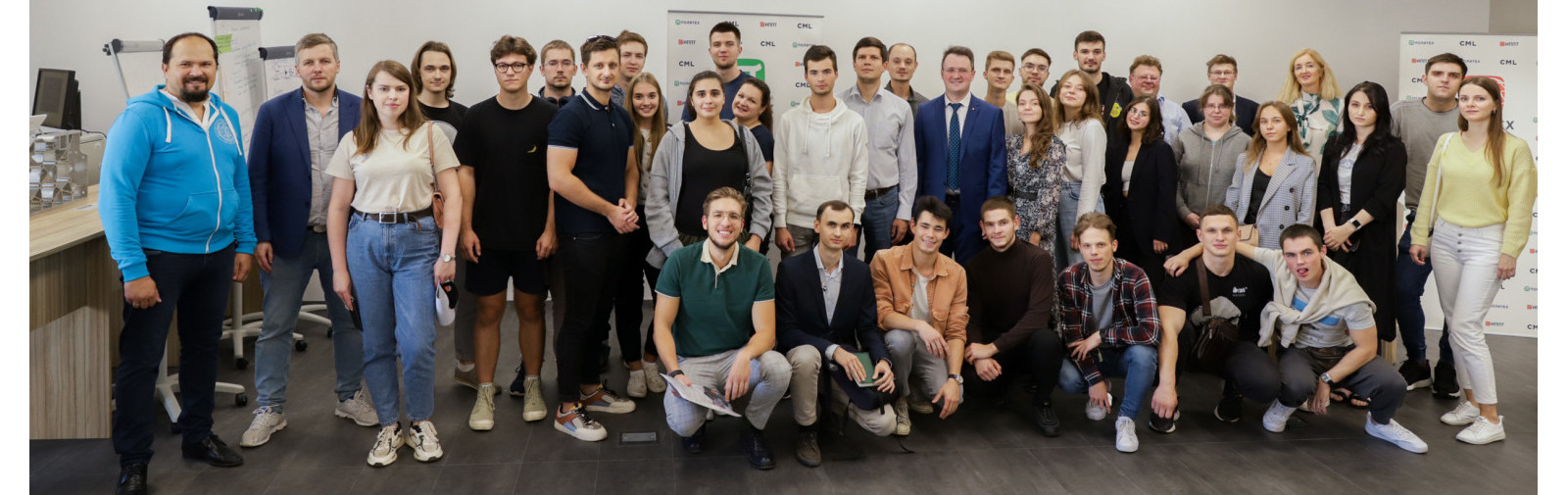 51 новый магистрант: в ИППТ прошла встреча со студентами нового учебного года